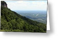 Pilot Mountain Greeting Card