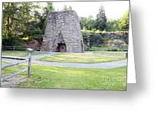Pine Grove Furnace State Park Greeting Card