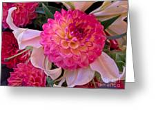 Pink Possibilities Greeting Card