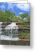 Pixley Falls Greeting Card
