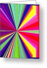 Pizzazz 38 Greeting Card