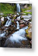 Plaikni Falls Greeting Card