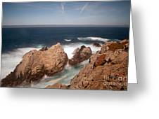 Point Lobos Number One Greeting Card