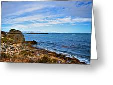 Point Peron Wa Greeting Card