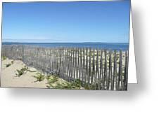 Polpis Harbor - Nantucket Greeting Card