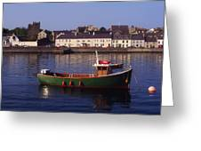 Portaferry, Strangford Lough, Ards Greeting Card