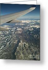 Portland Flight Greeting Card