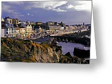 Portstewart, Co Derry, Ireland Seaside Greeting Card