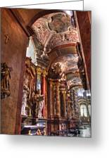 Posnan - St Stanislaus Church Greeting Card