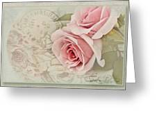 Posted  Greeting Card