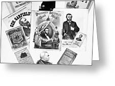 Presidential Campaigns Greeting Card
