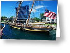 Pride Of Baltimore No. 3 Greeting Card