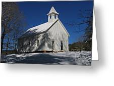 Primitive Methodist Church Greeting Card