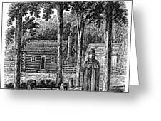 Prince Demetrius Augustine Gallitzin (1770-1840) Greeting Card