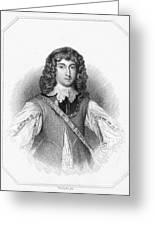 Prince Rupert (1619-1682) Greeting Card