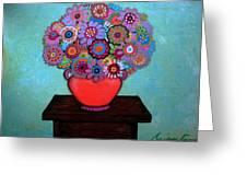 Pristine Memories V Greeting Card