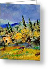 Provence 452190 Greeting Card