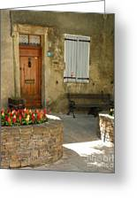 Provence House 2 Greeting Card