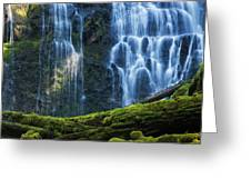 Proxy Falls Greeting Card