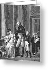 Prussian Royal Family, 1807 Greeting Card