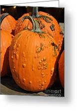 Pumpkinville Greeting Card