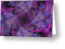 Purples II Greeting Card
