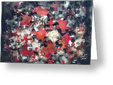 Puzzling  Greeting Card