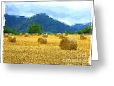 Pyrenees - France Greeting Card