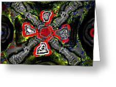 Quadrivium Greeting Card