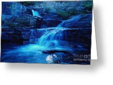 Quaint Falls  Greeting Card