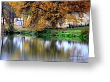 Quiet Autumn Day Greeting Card