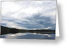 Quiet Lake Greeting Card