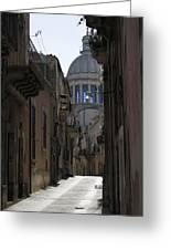 Ragusa Ibla Greeting Card