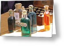 Rainbow Elixirs Greeting Card