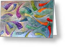 Rainbow Fish Greeting Card
