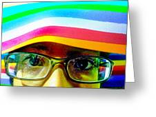 Rainbow Mind Greeting Card