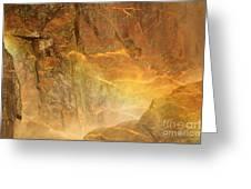 Rainbow Rocks Greeting Card