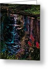 Rainforest Eden Greeting Card