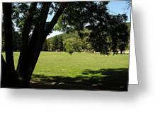 Rancho Laguna Park Greeting Card