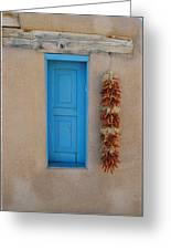 Ranchos De Taos Wall Greeting Card