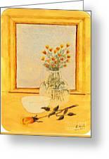 Rare Rosebuds Greeting Card