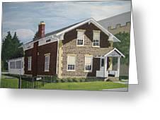 Rasey House Greeting Card
