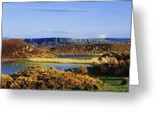 Rathlin Island, Co Antrim, Ireland Greeting Card