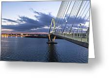 Ravenel West - Panoramic Greeting Card