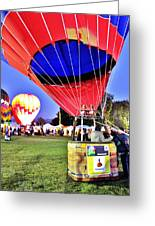 Ready For Lift Off Greeting Card