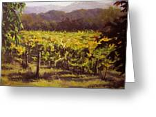 Ready To Harvest Greeting Card