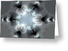 Recharge - The Beauty Of Simple Fractal Greeting Card