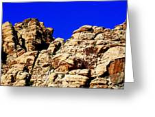 Red Rock Canyon 40 Greeting Card