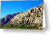 Red Rock Canyon 45 Greeting Card