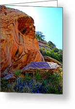 Red Rock Canyon 46 Greeting Card